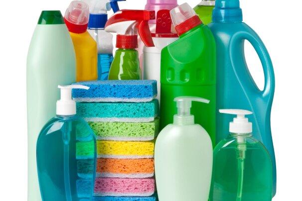 Deterjan, Kozmetik, Dezenfektan, İlaç Kimyasalları