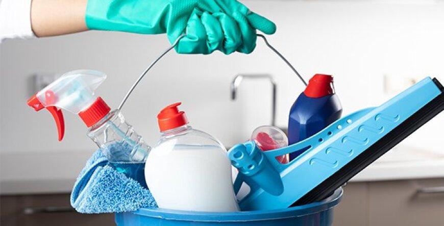 COSMÉTIQUES, DÉTERGENTS ET PRODUITS D'HYGIÈNE / Produits chimiques et pharmaceutiques / Les désinfectants chimiques